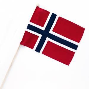 Bilde av 17. mai flagg