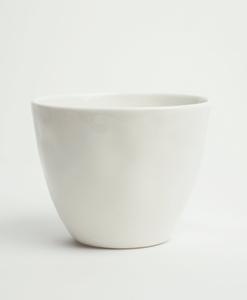 Bilde av Kajsa Cramer kopp hvit 10cm (kommer i april)