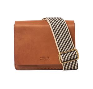 Bilde av Audrey - Cognac Classic Leather - mini